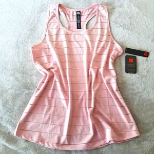 NWT RBX Pink Racer Back Tank